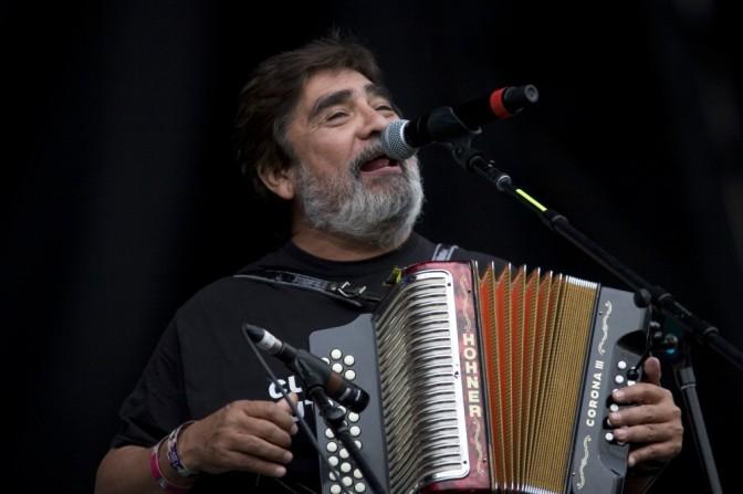 Celso Piña dedica su nuevo disco a 'Gabo' y Rigo Tovar