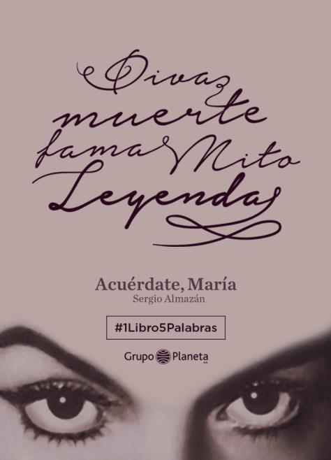 ACUERDATE-MARÍA