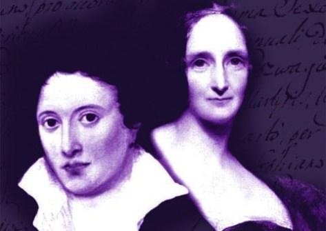 Percy Bysshe y Mary Shelley