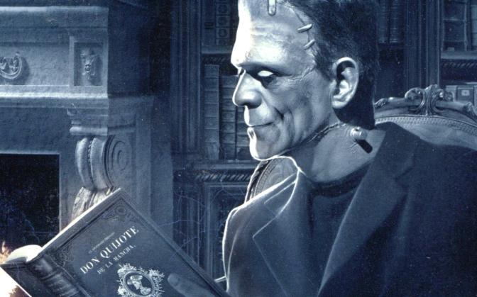Reseña: La Noche en que Frankenstein leyó el Quijote