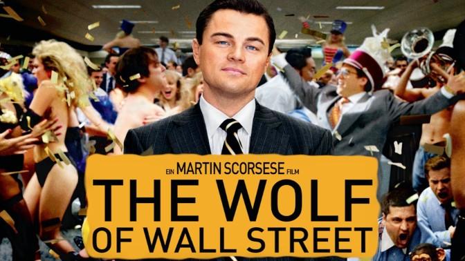 ¿El libro o la película? : El lobo de Wall Street