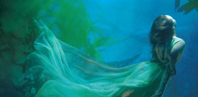 Sinopsis oficial de 'Azul Profundo', primer libro de la saga Waterfire