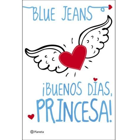 buenos dias princesa blue jeans portada