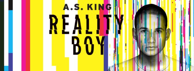 Que escuchar mientras lees Reality Boy de A. S. King