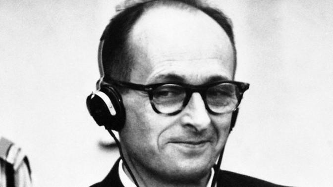 Todos contra uno: el juicio de Adolf Eichmann