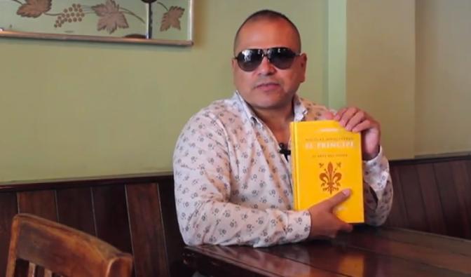 El libro que cambió mi vida: Tomás Borges