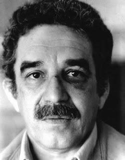 García Márquez ojo morado