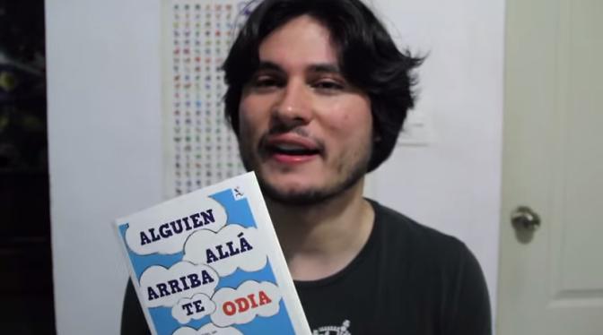 ¿Qué libros está leyendo Alberto R, el booktuber de #Holaquelee?