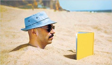 leer en la playa 1