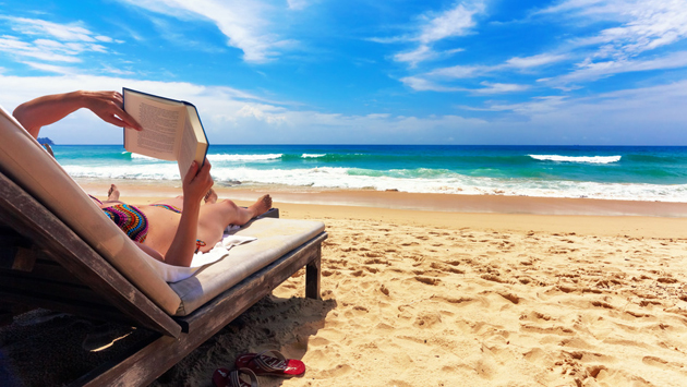 7 libros para leer en la playa