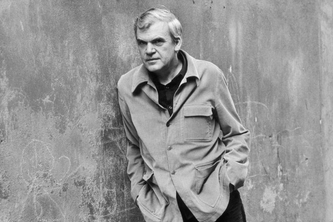 Milan Kundera publicará novela tras 14 años de silencio