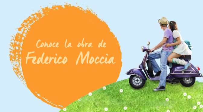 """Que escuchar mientras lees """"Ese instante de felicidad"""" de Federico Moccia"""