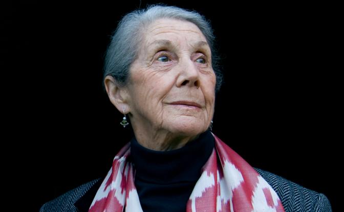 Fallece la escritora sudafricana Nadine Gordimer
